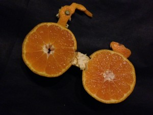 ミカン 自転車