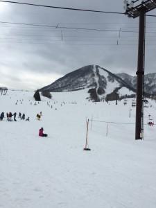 木島平スキー場①