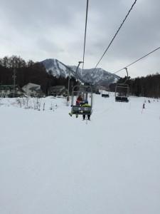 木島平スキー場②