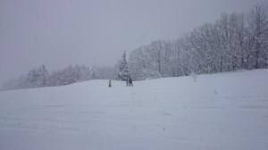 木島平スキー場④
