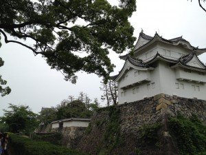 名古屋城外堀