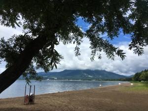 猪苗代湖①