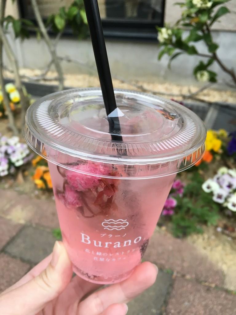 フラワーソーダ桜